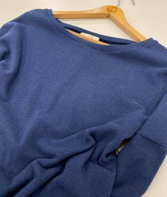 LUCKY & CO Jersey de punto básico manga larga - 2