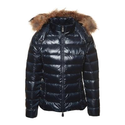 JOTT - Abrigo plumífero corto con capucha