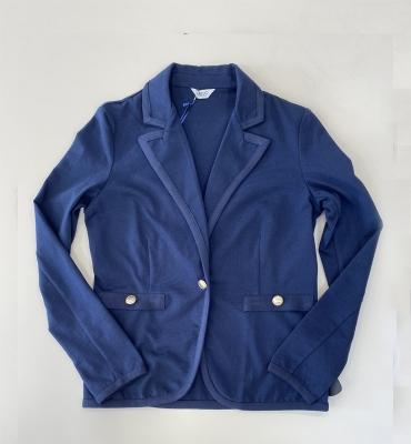 LIU JO blazer de punto en azul marino - 1