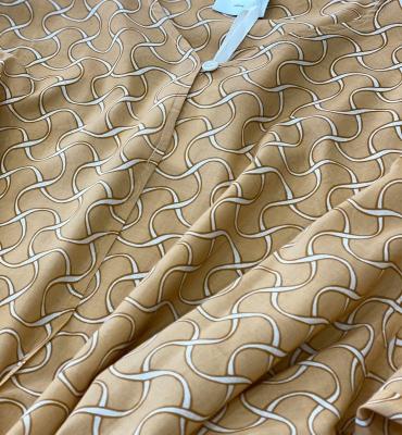 ALYSI Blusa estampada en algodón - 2