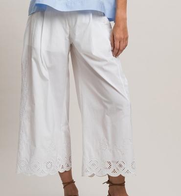HIGH pantalón ancho Hoopla
