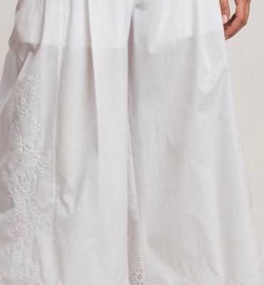 HIGH pantalón ancho Hoopla - 3