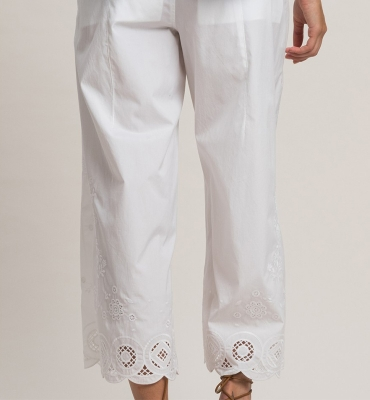 HIGH pantalón ancho Hoopla - 5