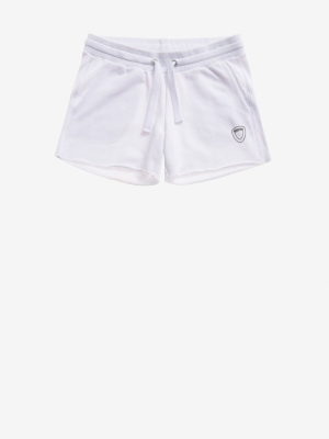 BLAUER short deportivo blanco - 2