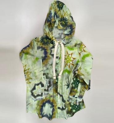 MARGITTES camisa con capucha multicolor - 3