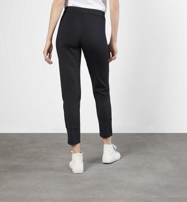 MAC Pantalón elástico negro - 2