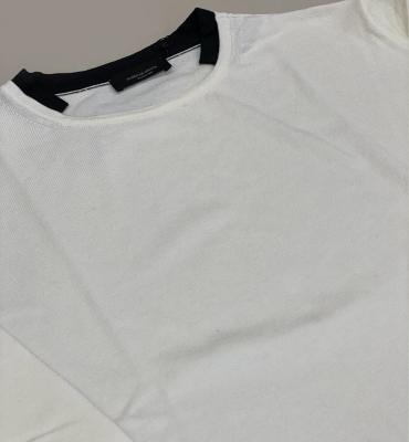 PASEO DE GRACIA Jersey de punto detalle en el cuello - 5
