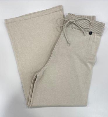 PASEO DE GRACIA Pantalón de punto ancho - 2