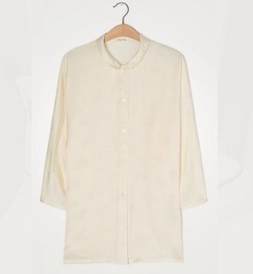 AMERICAN VINTAGE Camisa manga larga detalle floral - 2