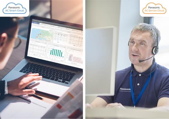 Panasonic mejora la conectividad de sus equipos con la introducción del Smart Multisite Control Solution