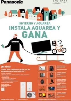 Promoción Panasonic Aquarea Instalador | Campaña 2020-2021
