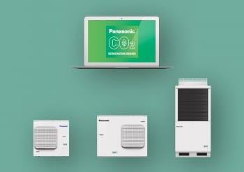Panasonic incorpora una condensadora de 7,5kW 4HP de CO2 en tu Catálogo Tarifa 2021
