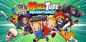 Nueva APP de juegos de Mikel Tube