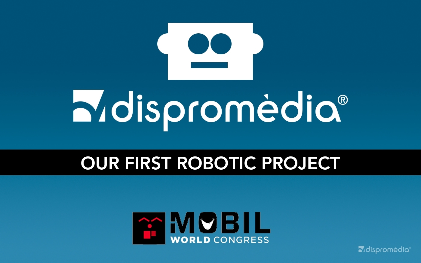 La robòtica arriba a Dispromèdia