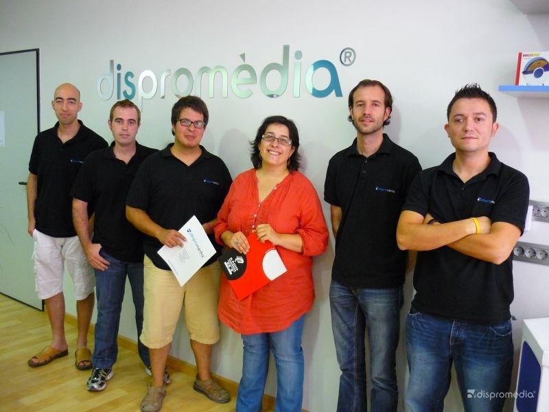 Dispromèdia y Radio Tàrrega firman un convenio de colaboración