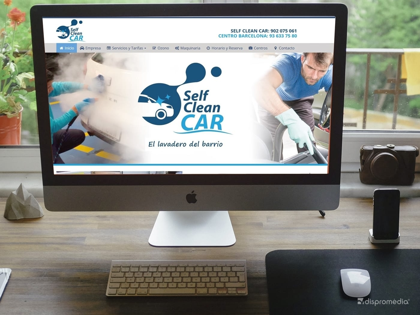 Proyecto de SelfCleanCar