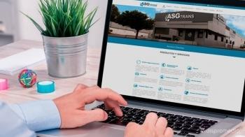 Nueva Web de ASG Trans