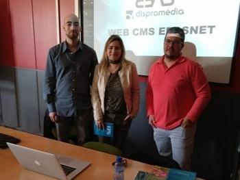 ¡Presentación Ebasnet a futuros Partners!