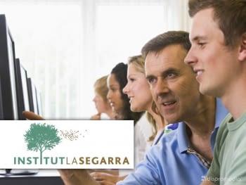 Ebasnet desbanca Wordpress a l'Institut La Segarra