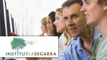 Ebasnet unseats Wordpress at the La Segarra Institute