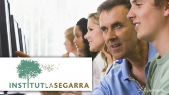 Ebasnet unseats Wordpress at the La Segarra Institute