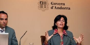 Gobierno de Andorra, 4 años de colaboración