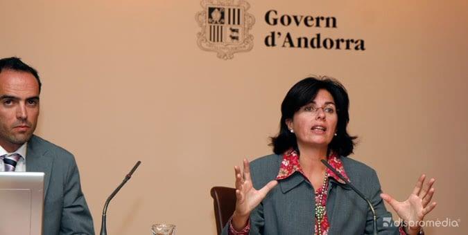 Govern d'Andorra, 4 anys de col·laboració