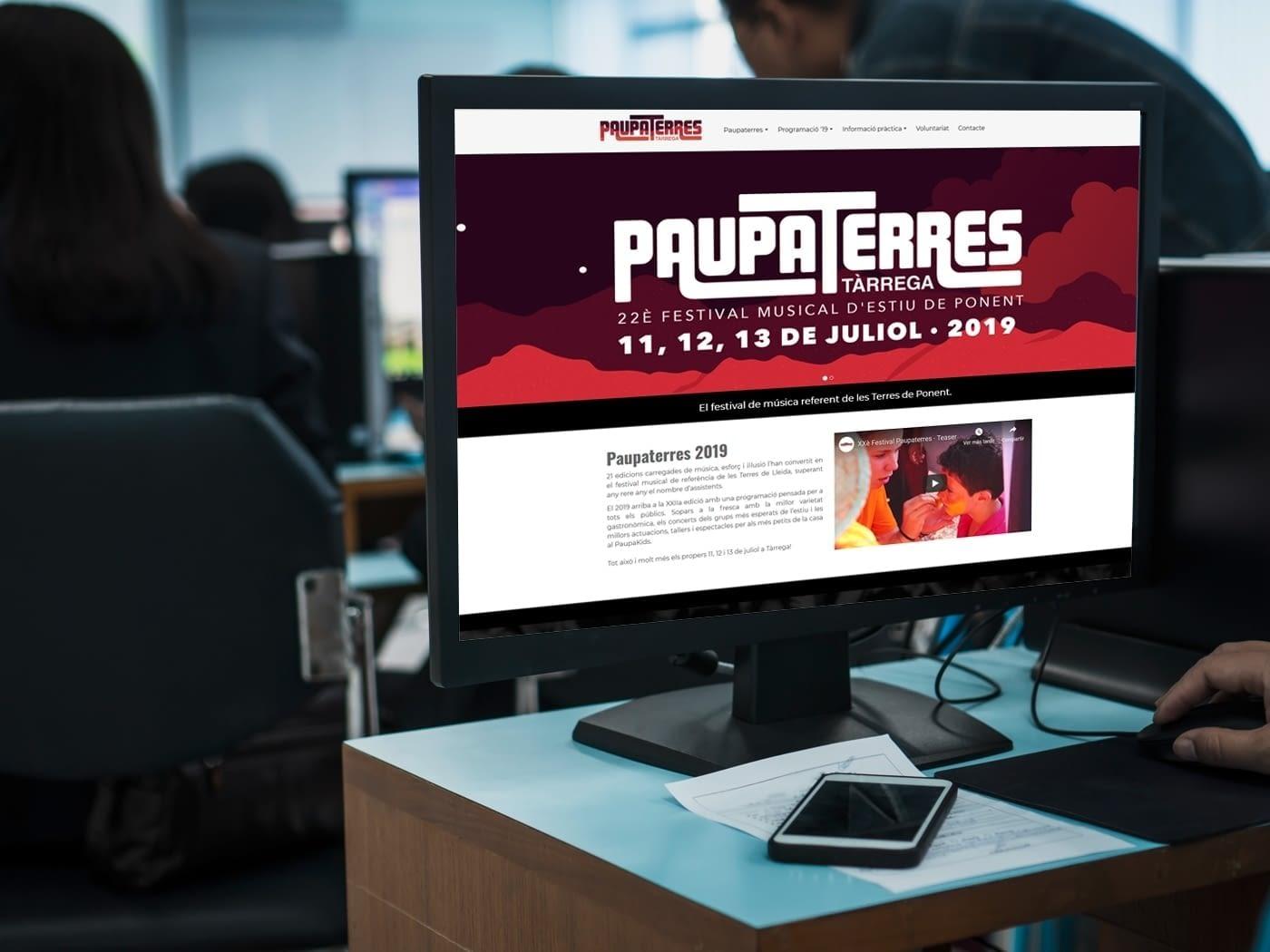 Paupaterres