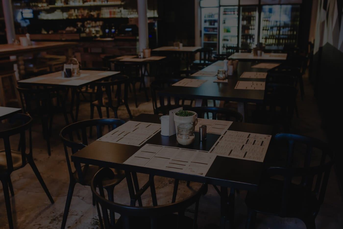 Limpieza y desinfección de restaurantes