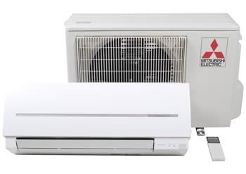 MSZ-HR25VF - SPLIT WALL SET IMPULSA R32 A + 2,5KW - MITSUBISHI ELECTRIC - 2