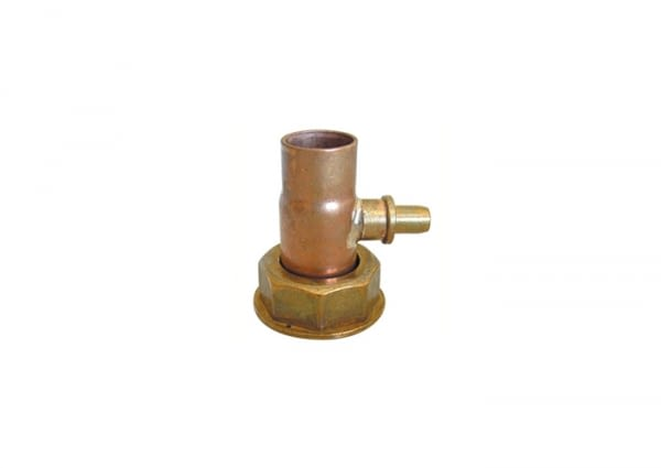 3101220150 - FITTING 2PC 20/150 - 12 mm REF. 13401 - HECAPO