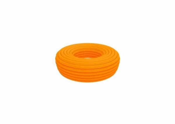 ORANGE POLYETHYLENE TUBE