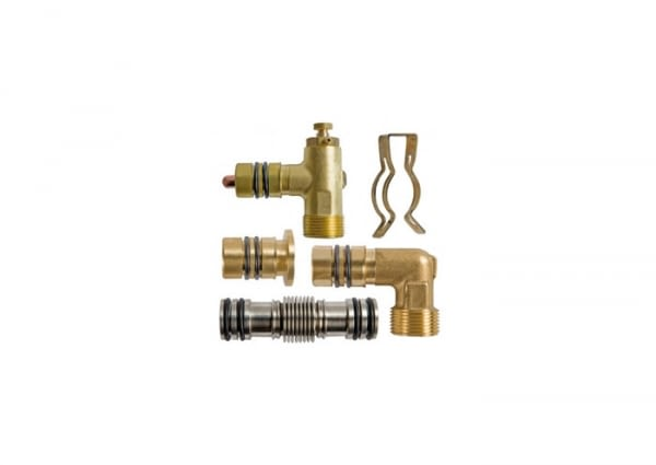 720239901 - QUICK COUPLING SET WITH TORICA SOL 250H - BAXI