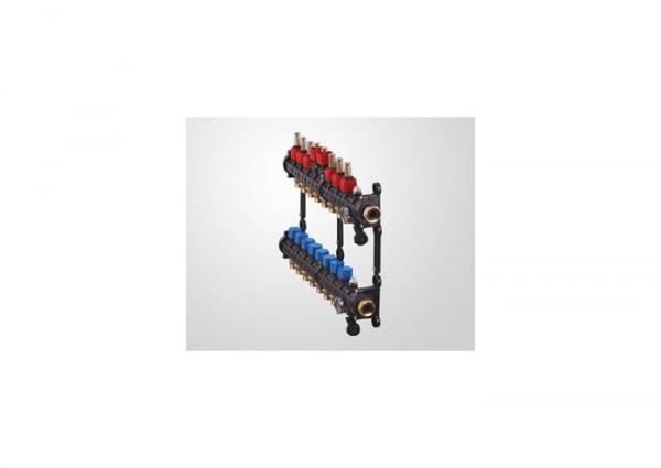 7716926 - COLECTOR MODULAR PLASTIC 6 CIRCUITS - BAXI