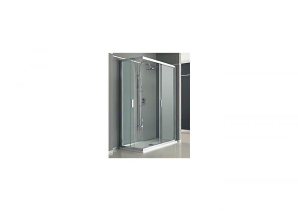 AM260070813N0L - LEFT SHOWER SCREEN COSMO L2-E 1800 VT-PM - ROCA