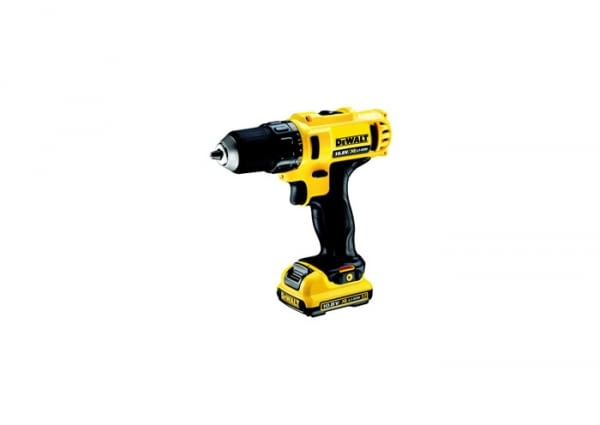 DCD710D2 - XR 10.8V 10MM 24NM SCREWDRIVER WITH 2 BATTERIES LI-ION 2,0AH W/CASE - DEWALT