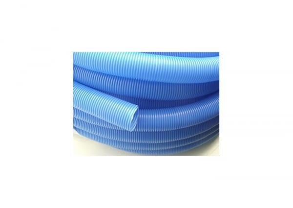 BLUE CORRUGATED TUBE