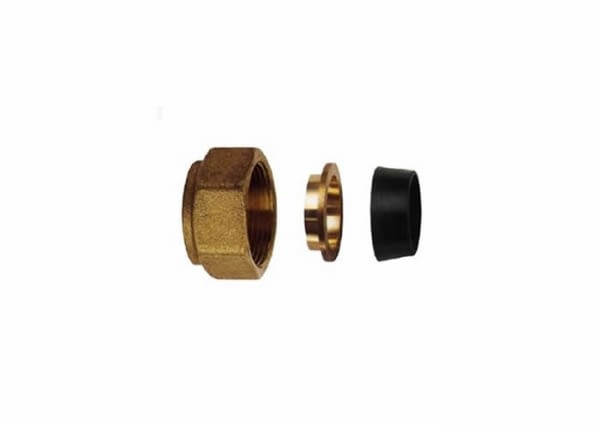 6055-150810 - 17X2 ADAPTER FOR MULTILAYER TUBE - FAR