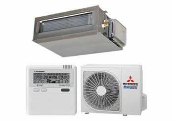 FDUM100VHNP-W - CONJUNT SPLIT CONDUCTES SMART 10KW R32 - MITSUBISHI HEAVY - 2