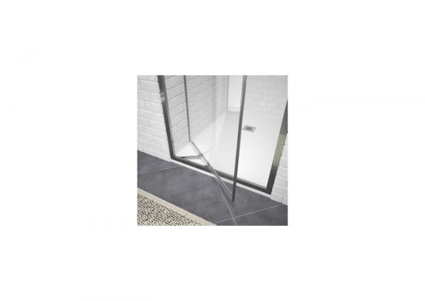 23414 - MAMPARA DUTXA 760-800 HABITAT 1P - SALGAR