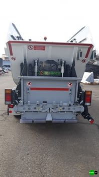 (163) Recolector carga trasera ROS ROCA ORUS Puerta a Puerta PAP - 3