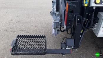 (163) Recolector carga trasera ROS ROCA ORUS Puerta a Puerta PAP - 7