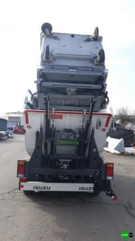 (163) Recolector carga trasera ROS ROCA ORUS Puerta a Puerta PAP - 10