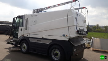 ROS ROCA BUCHER Barredora Aspiración CITYCAT 5006 XL (Euro 6) Dual pértigas - 1