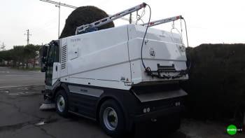 ROS ROCA BUCHER Barredora Aspiración CITYCAT 5006 XL (Euro 6) Dual pértigas - 6