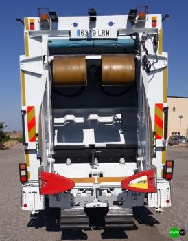 (170) Recolector Olympus 20W elevador Terberg OMNIDEL - 1