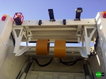 Recolector Olympus 16 carga trasera - 5