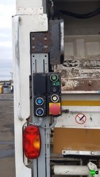 Recolector Olympus 16 carga trasera VOLVO - 6
