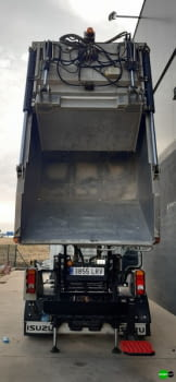 (173) Recolector satélite aluminio 7m3 (Puerta a Puerta) - 5