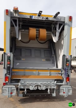 (161) Recolector carga trasera ROSROCA OLYMPUS 13N (2021) - 2